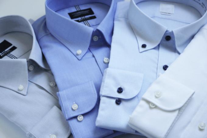 ワイシャツの襟が黒く汚れる原因