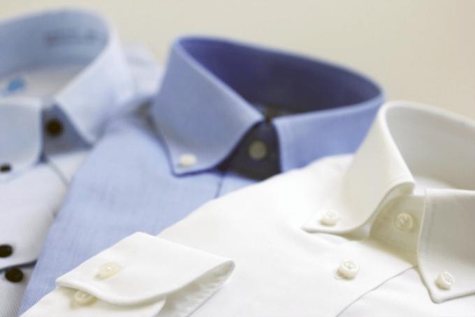 ワイシャツの襟黄ばみを防止する方法